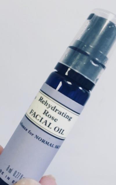 NYO Rehydrating Rose oil