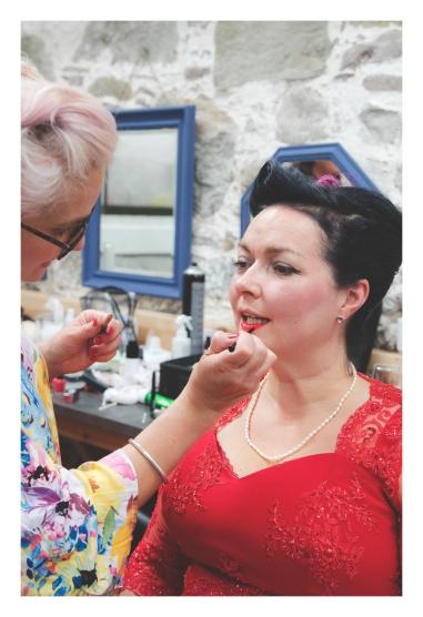 Behind the scenes with Liesal Phototgraphy Suzi Kerr