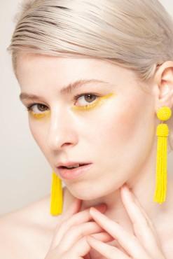Joanne 'Yellow' photo Victoria Mallon